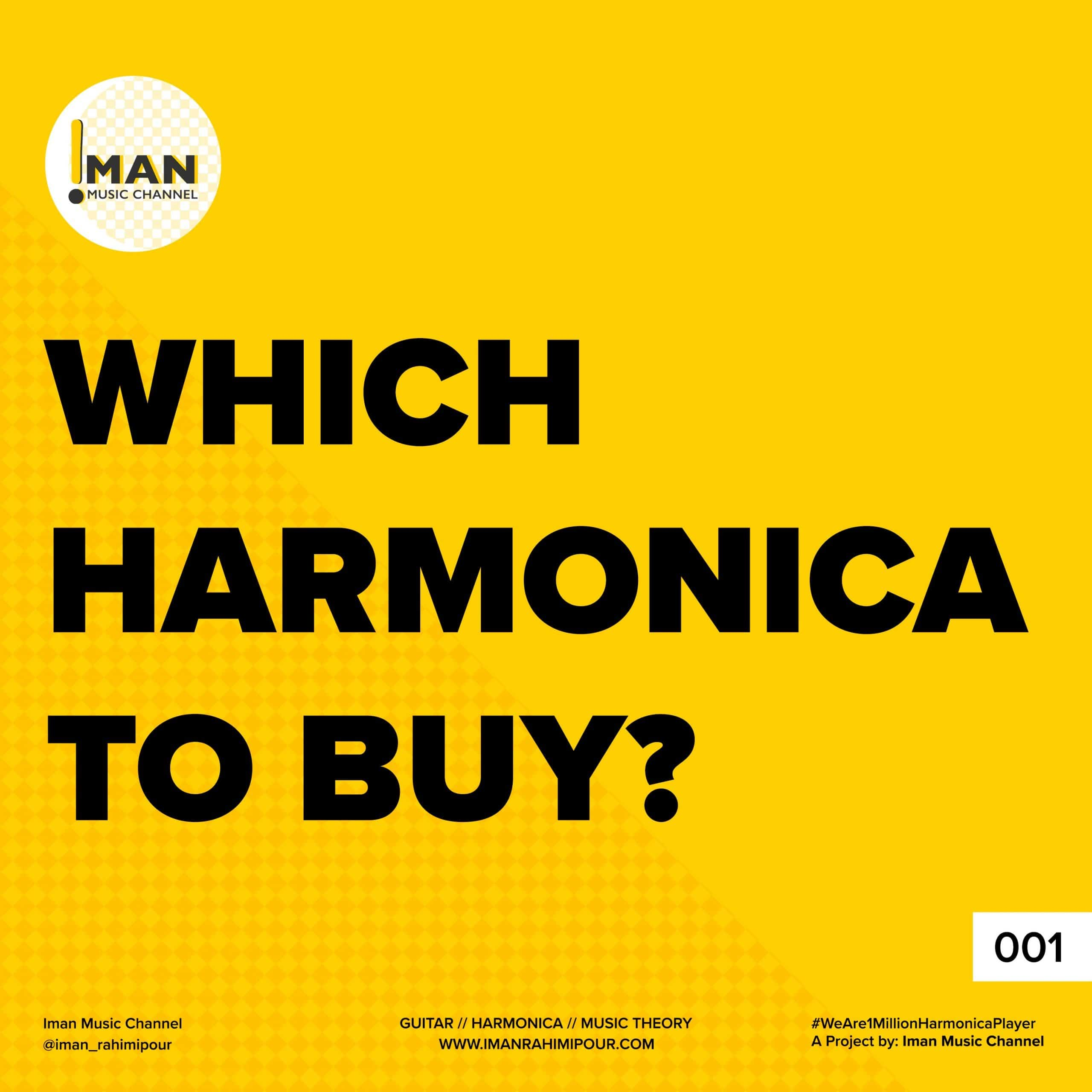 Which Harmonica to buy
