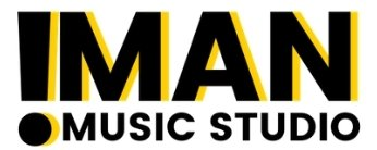 Iman Music Studio Logo
