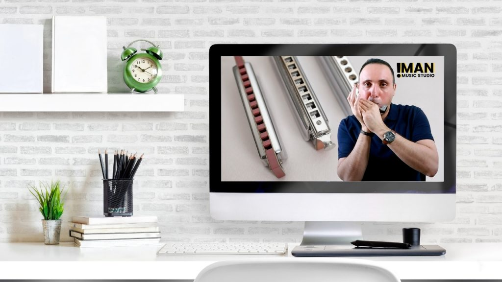Online Harmonica Lessons By Iman RP